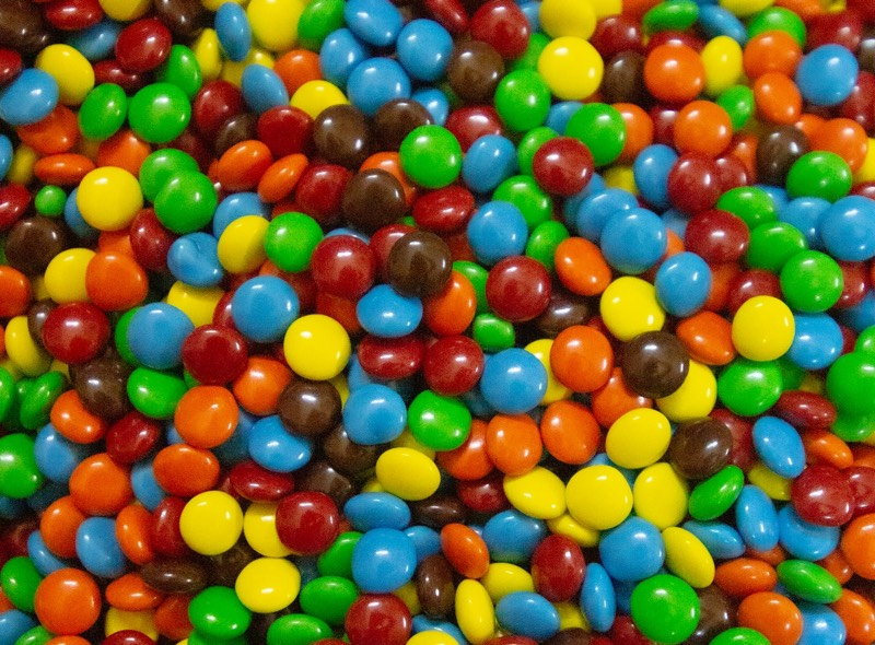 Don't Want Brown M&Ms