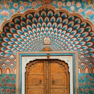 Door at Palace (India)