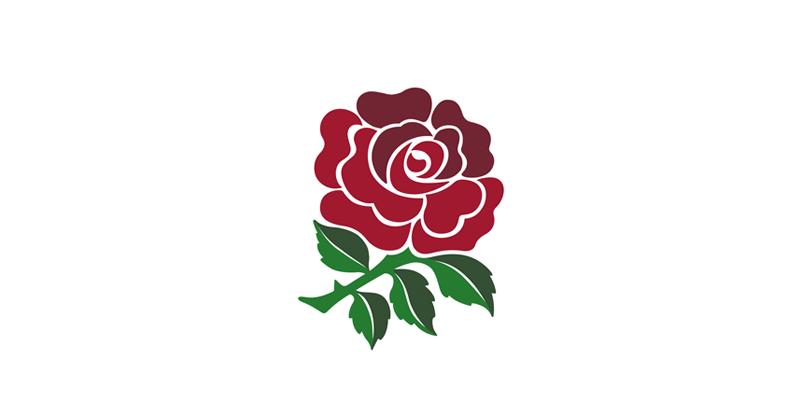 England National Rugby Union Team Logo