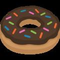Facebook Doughnut Emoji