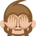 Facebook Evil Monkey Emoji