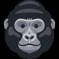 Facebook Gorilla Emoji