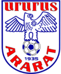 Logo of FC Ararat Yerevan