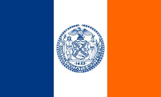 Flag of New York City