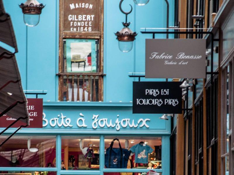 Street in France