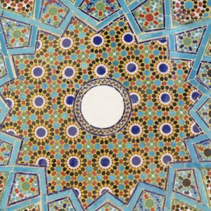 Geometric Tile Design (Iran)