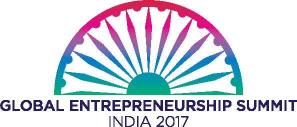 Global Entrepreneurship Summit INDIA 2017 Logo