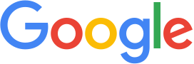 Google official logo preview - color codes