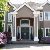 Gorgeous Exterior Paint Colors combinations