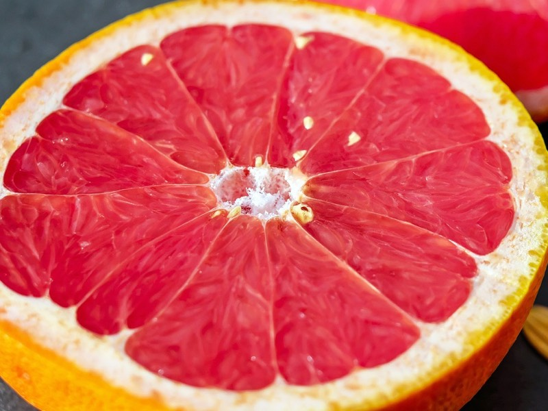 Grapefruit Colors