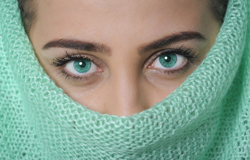 Green Eyes Like The Ocean