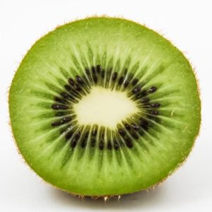 Green Inside of Kiwi