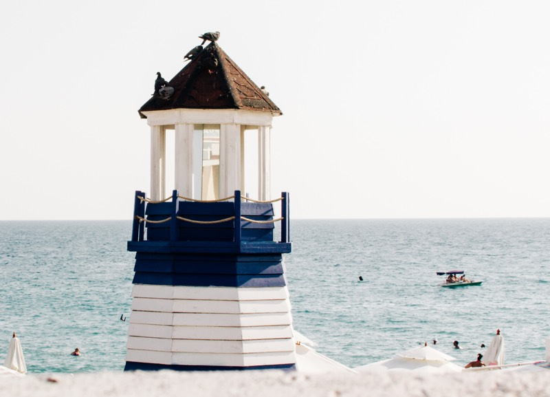 Guarding The Sea