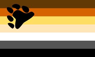 International bear Brotherhood flag
