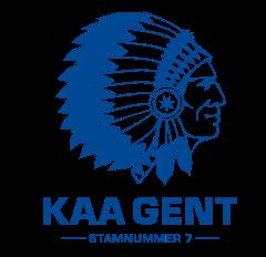 Koninklijke Atletiek Associatie Gent logo