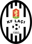 KF Laçi Logo