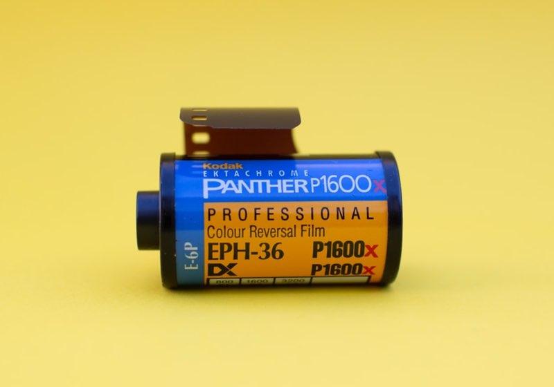 Kodak Film Roll