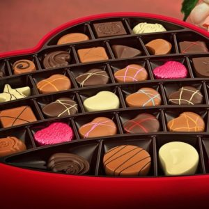 Life Is A Box Of Chocolates