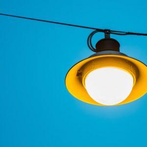Lone Lamp