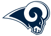 Los Angeles Rams team graphic