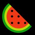 Microsoft Watermelon Emoji