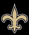 New Orleans Saints Team logo graphic