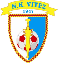 NK Vitez Logo