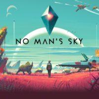 No Man's Sky, a video game color scheme