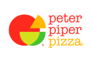 Peter Piper Pizza present Logo