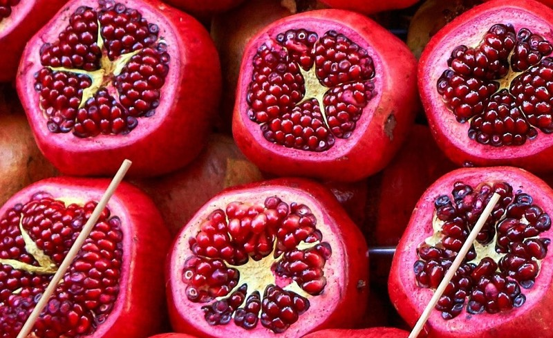 Pomegranate Red