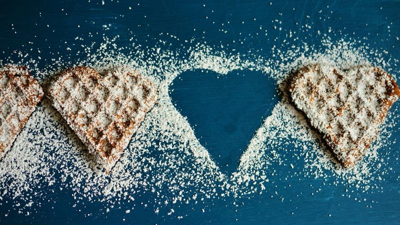 Powdered Love