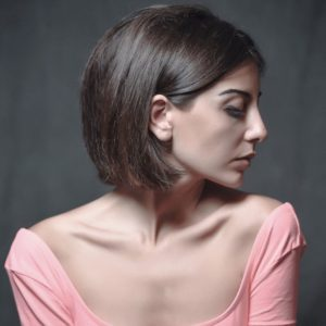 Profile In Pink
