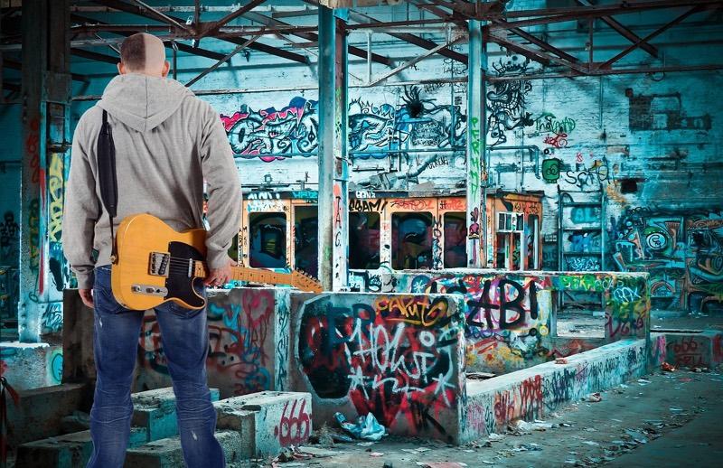 Punk Graffiti