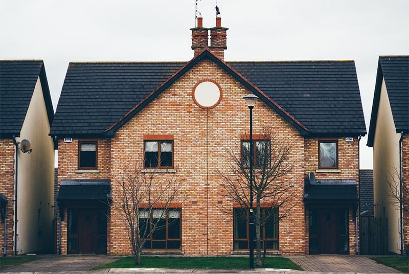 Residential Building Color Scheme