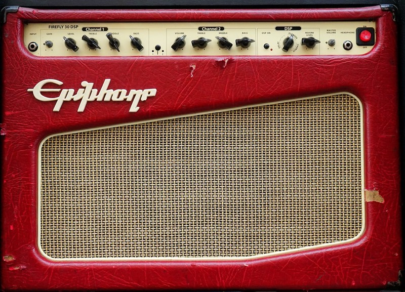Retro Amplifier