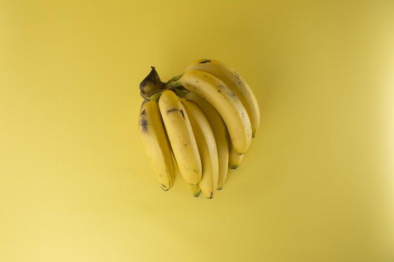Ripe Banana Yellow
