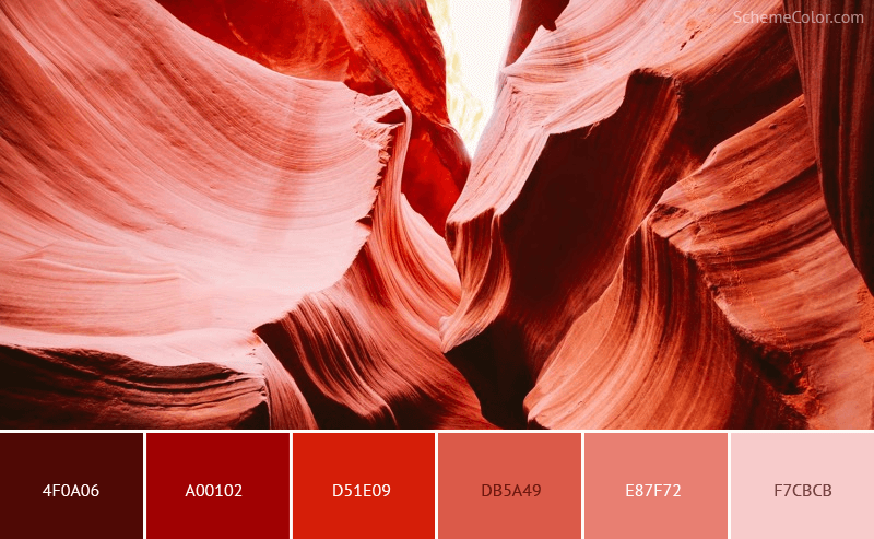 Rock The House - Image colors combination