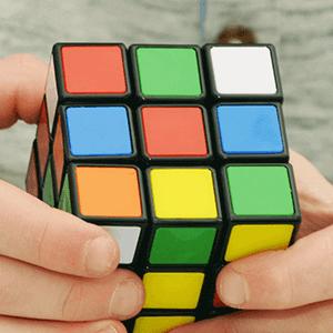 Colors Of The Rubixs Cube