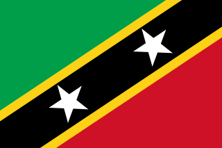 Flag of Saint Kitts and Nevis