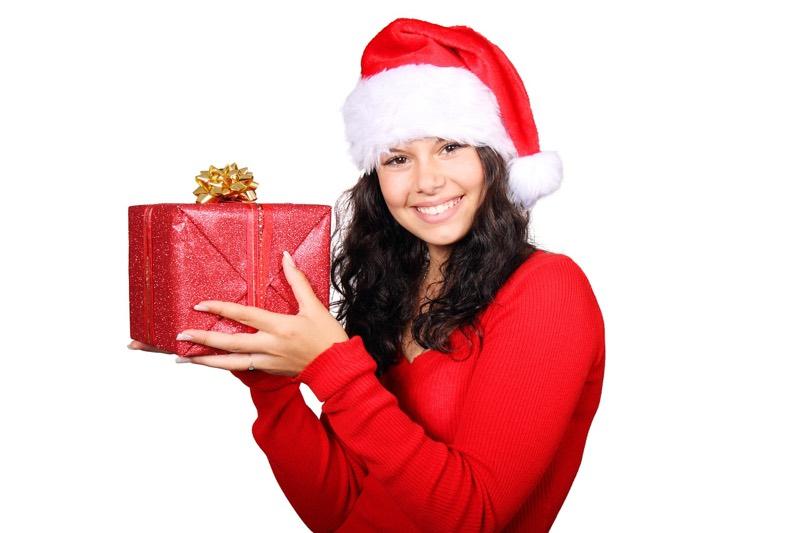 Santa's Hat color palette