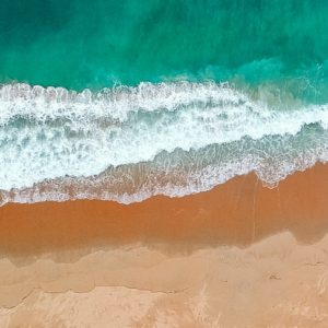 Sea Meets Sand
