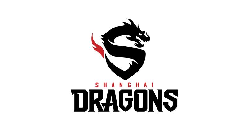 Shanghai Dragons (OWL) Logo