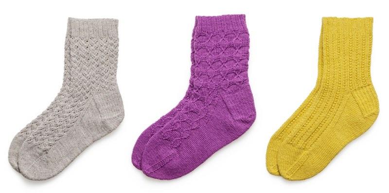 Socks for Autumn