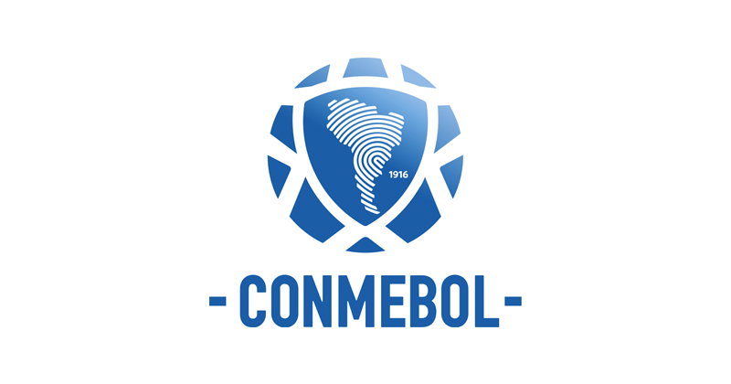 South American Football Confederation (CONMEBOL) Logo