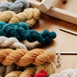 Yarn and wool