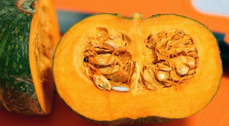 Sweet Pumpkin Orange