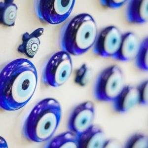 Turkish evil-eye charms