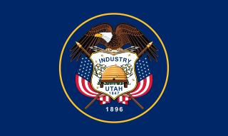 Flag of Utah (2011-present)