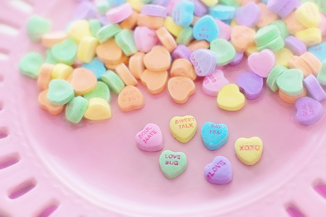 Love candys