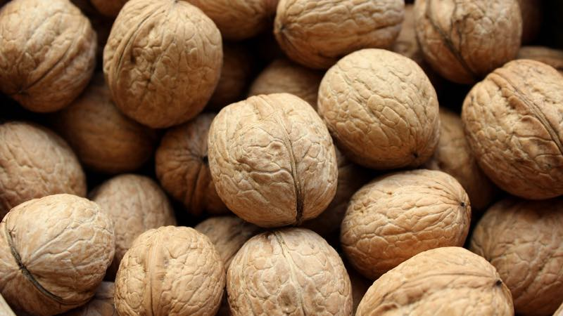 Bunch of Walnuts